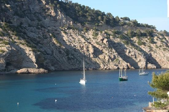 El Pinar Aparthotel: The view from the Balcony