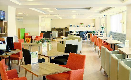 SunFlower Park Hotel : Lobby Bar 24 hours