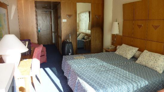 Monte Mar Palace : chambre