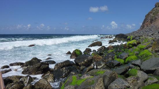 Ponta Delgada, Portugal: hélas pas de plage!