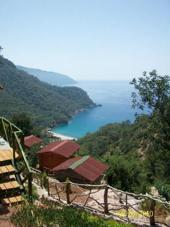 Oyster Residences: Kabak Bay - long walk down but really worth it