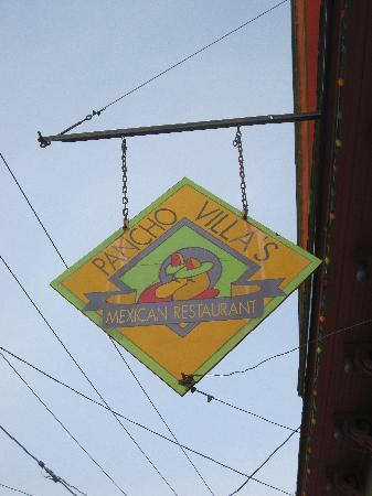 Pancho Villa's Mexican Restaurant: Pancho Villa