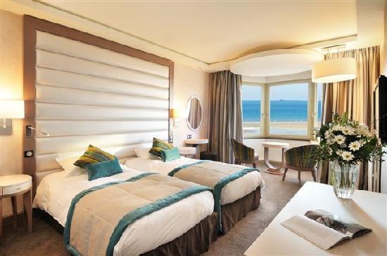 Le Grand Hotel Des Thermes Marins De St Malo
