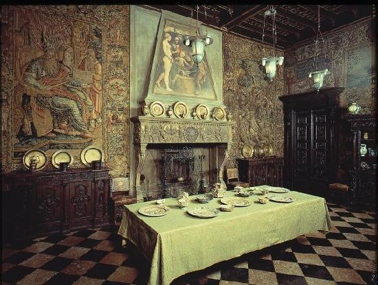 Museo Bagatti Valsecchi: Sala da Pranzo