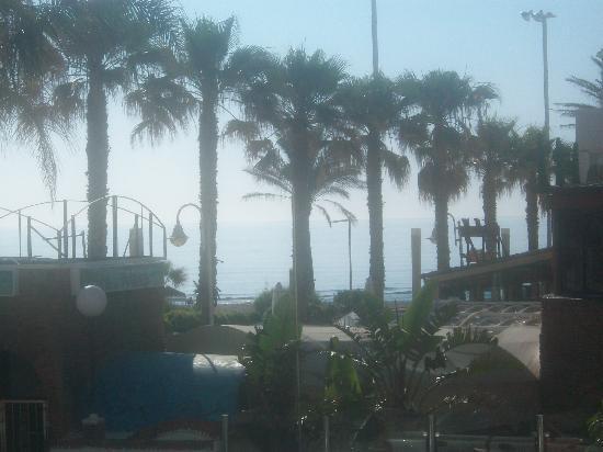 Hotel Mac Puerto Marina Benalmadena: View from Hotel Terrace
