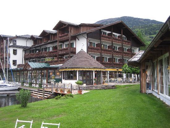 Hotel Seefischer am Millstättersee: Das Hotel