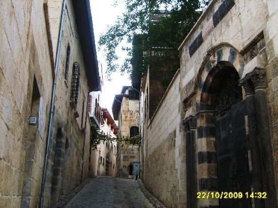 Gaziantep, Turchia: historical street