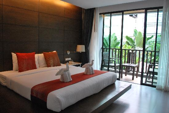Aree Tara Resort: our lovely room