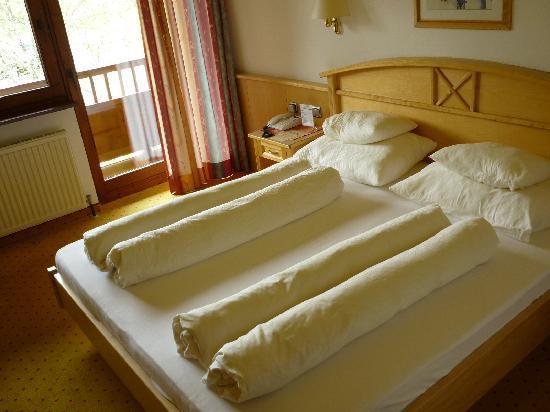 Hotel Kristall: Zimmer
