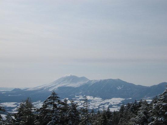 Palcall Tsumagoi Ski Resort : 浅間山~
