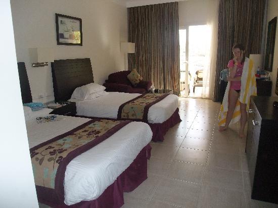 Rixos Sharm El Sheikh : Spacious room