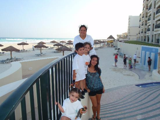 Cancun, Mexico: The Royal Sands...my family's favorite Resort!