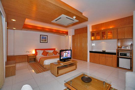 Platinum Suites: Suite