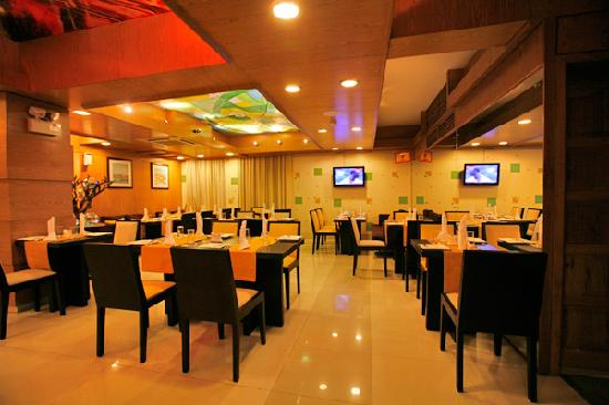 Platinum Suites: Restaurant