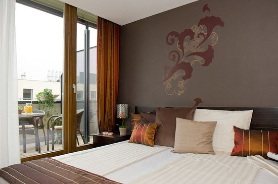 Hotel Regnum Residence: Bedroom