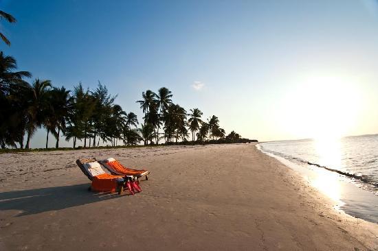 Butiama Beach: our beach