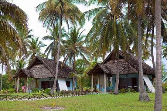 Butiama Beach: bungalows