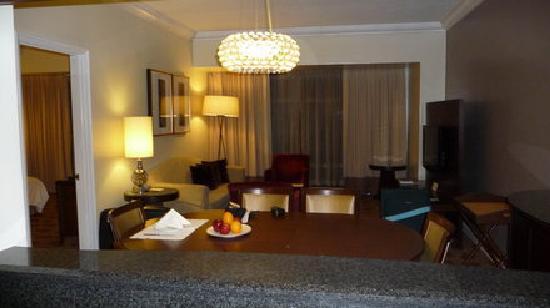 Ascott Makati: Zimmer