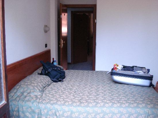 Hotel Vittoria: The room