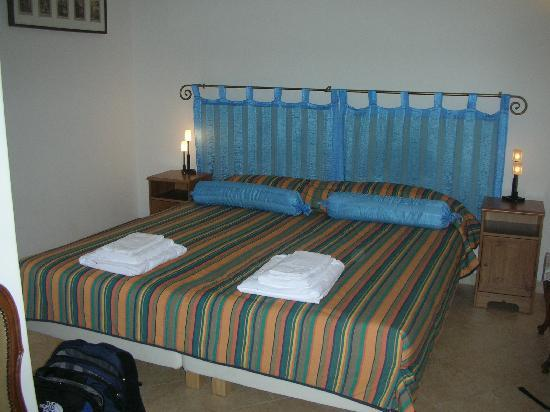 Roma Trasteverina B&B: Bed