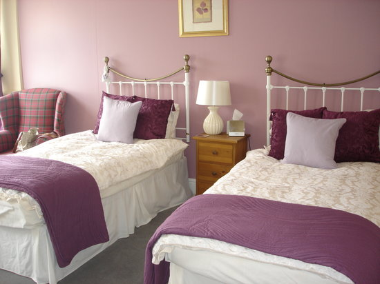 The Pack Horse: Room 2 Twin beds