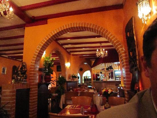 Ganesha: Dining Room