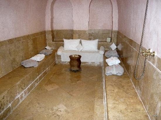 Villa d'Akhdar: Le hammam
