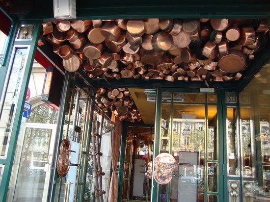 Chez Clement : l'entrata
