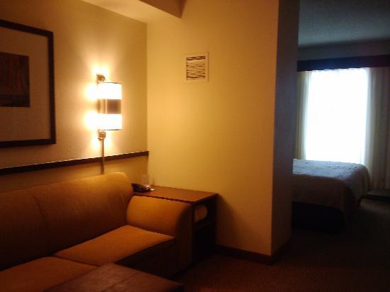 Hyatt Place Albuquerque Airport: Room