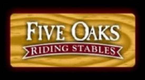 Five Oaks Riding Stables: Located across the street from Five Oaks Tanger Outlet Center