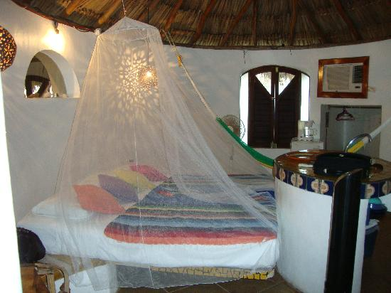 Amaranto Bed and Breakfast: Our  Bungalow  we loved it