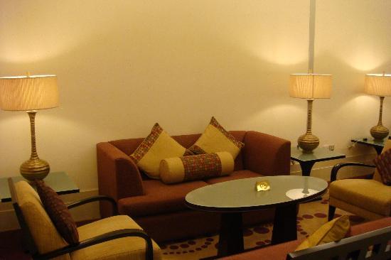 Movenpick Hotel & Residences Hajar Tower Makkah: lobby