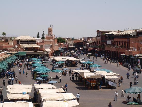 Riad Les 5 Soeurs: Jemaa El Fna