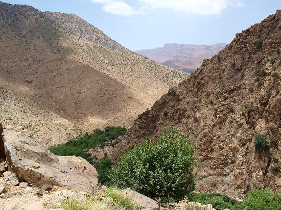 Riad Les 5 Soeurs: Atlas Mountains
