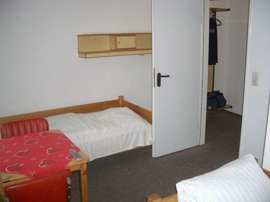 Hotel Hamburg Altona: Zimmer 25