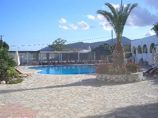 Asteras Paradise: swimming pool