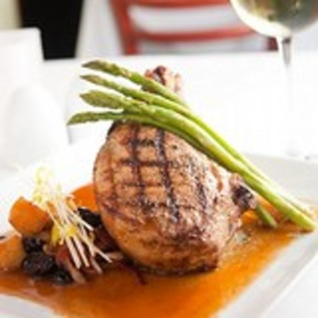 Verdi's An American Bistro: 14 ounce Grilled Veal Chop
