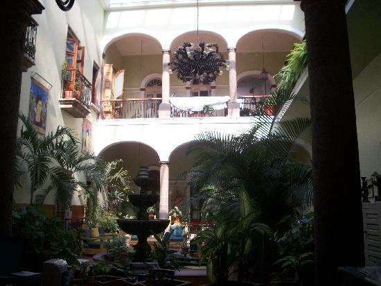Hotel San Francisco Plaza: Lobby