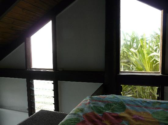 Muri Beach Cottages : LOFT