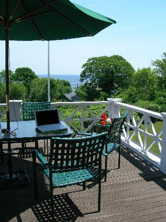 Seacrest Manor: perfect setting to read and write