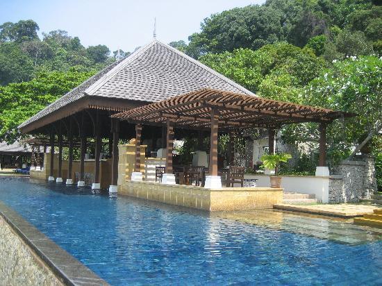 Pangkor Laut Resort: Spa Village Pool