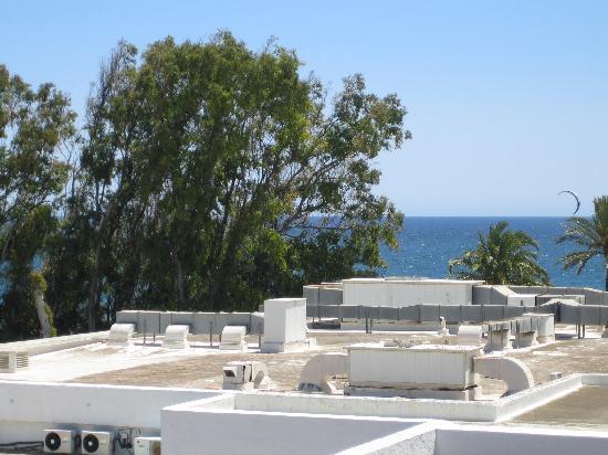 Costa del Sol Princess: vu de la chambre
