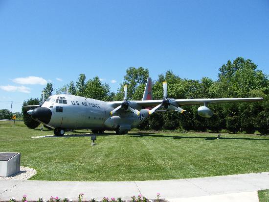 National Cryptologic Museum: Hercules C-130A