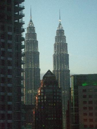 The Westin Kuala Lumpur: View from our window