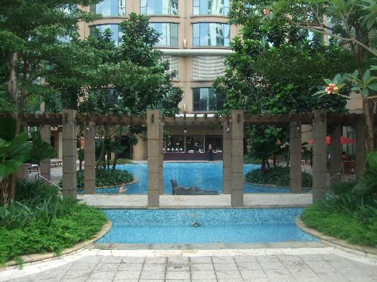 The swimming pool picture of the westin kuala lumpur - Homestay in kuala lumpur with swimming pool ...