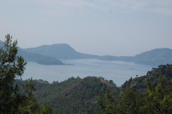 Sarigerme, Turchia: Koca lake
