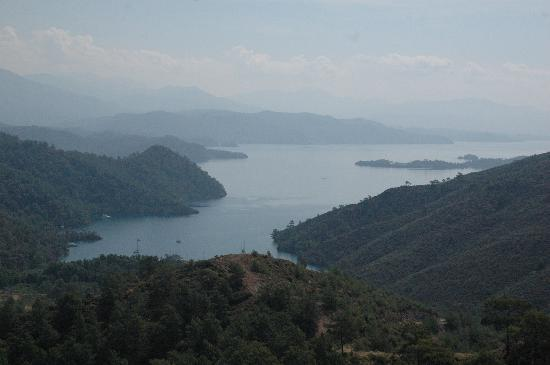 Sarigerme, Turkey: Boynuz bay