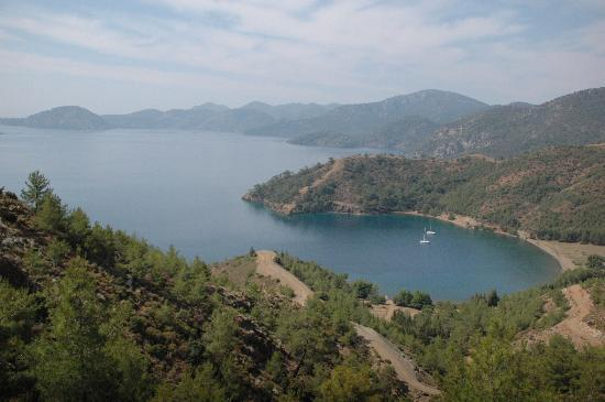 Sarigerme, Turkey: Kille bay