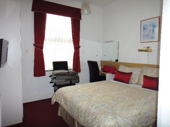 Athenaeum Lodge: Bedroom