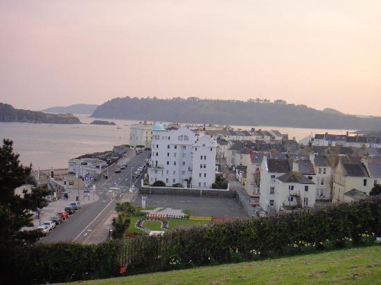 Athenaeum Lodge: View at the Hoe